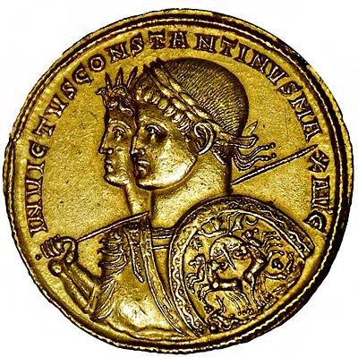 8 Constantino ed il sol invictus
