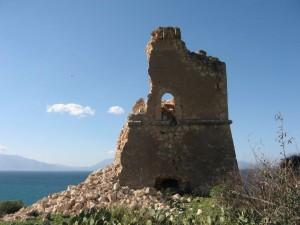 Ruderi Torre Toleda