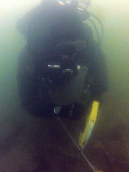 4 preparazione del campo subacqueo