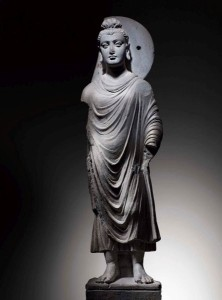 1. Buddha stante_MNAO Roma