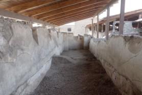 1. Fase di pulitura e scavo, US 205, 208, 209