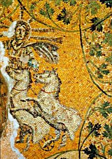 9 mosaico apollo elios a san pietro