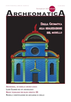 Copertina Archeomatica n2 2012 250