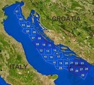 Trivelle in Adriatico