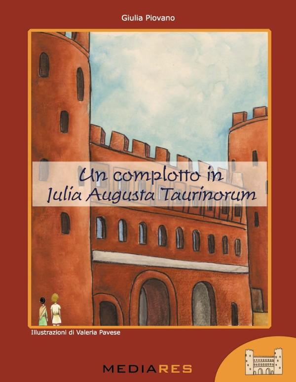 copertina julia augusta taurinorum