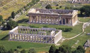 paestum templi