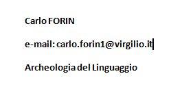 Carlo Forin